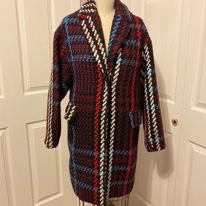 H&M twilled coat
